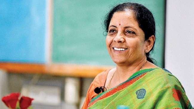 FM Nirmala Sitharaman says- Open to bringing tweaks to budget and take