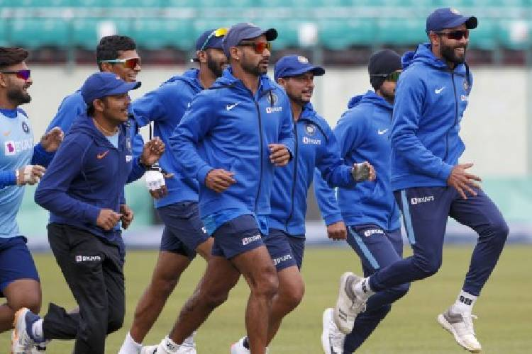 Indian cricketers may resume training if restrictions are eased