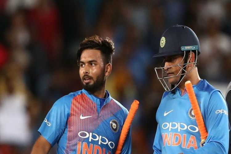 Despite an injury, Rishabh Pant set a special record in Brisbane, leaving Dhoni behind