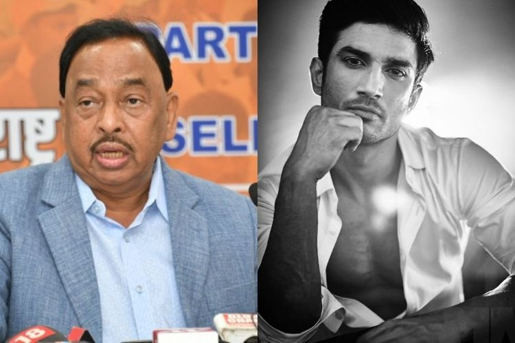 BJP MLA Narayan Rane reveals a new theory in Sushant Singh Rajput death case, says the late actor was murdered