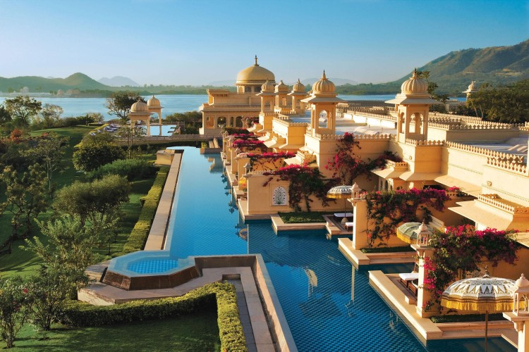 Checkout 5 former royal palaces that have been transformed into luxury hotels