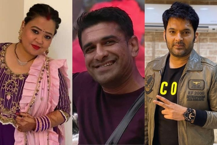 From Bharti Singh to Kapil Sharma to Eijaz Khan, here are the TV celebs who made headlines this week