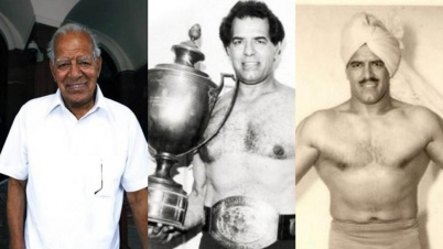 Dara Singh: the 'reel' and real life 'Hanuman' who changed the course of wrestling
