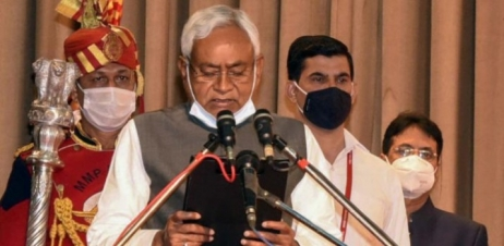 Nitish Kumar: know the interesting story of an ordinary clerk to becoming the CM of Bihar