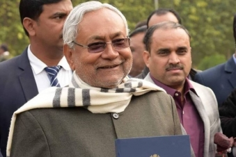 Bihar Elections 2020: Nitish Kumar takes his oath as CM along with 2 Deputy CMs