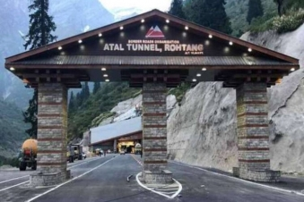 Rohtang's Atal Tunnel is an engineering masterpiece whose specialty will leave you stunned