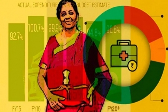 LIVE updates on the Budget 2021-22 presented by the Finance Minister, Nirmala Sitharaman