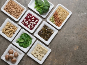 You don't have to start eating Meats to get Proteins: here are vegetarian substitutes for protein rich foods