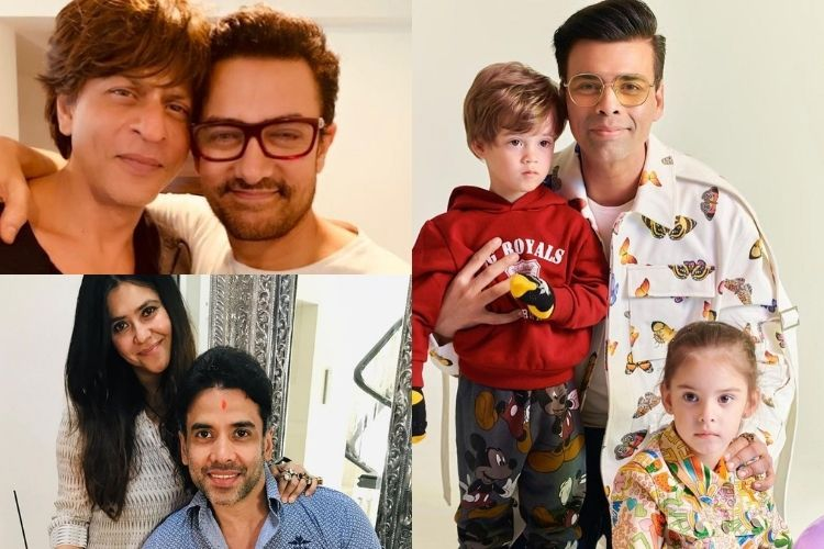 From Khans to Kapoor, meet these cool celeb parents who opted for surrogacy