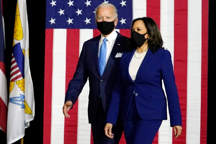 President-Elect Biden and Vice-President-Elect Kamala Harris to be sworn in come 20th morning