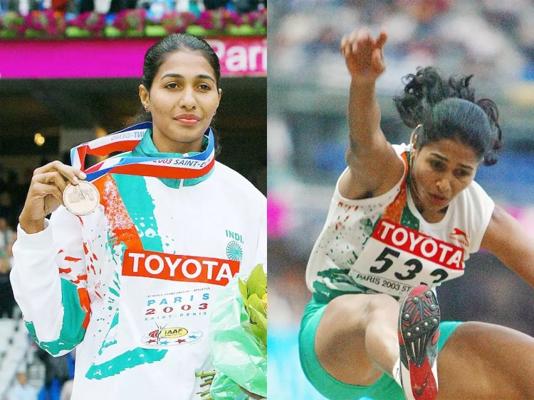 Anju Bobby George : Know about the athlete who bagged medals for India with just one kidney
