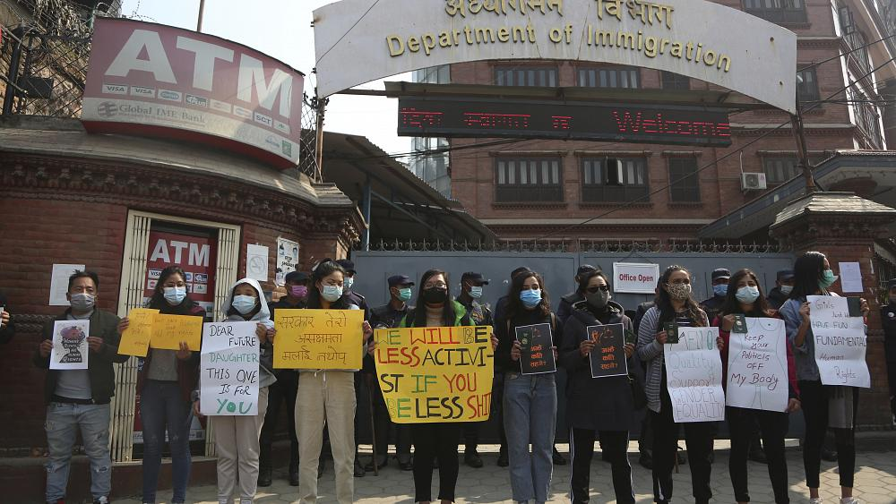 Nepal implements Travel ban on the women of the country. read here for more