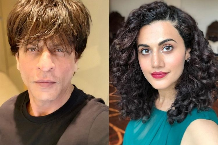 Shah Rukh Khan-Taapsee Pannu to do a film together – are new pairings the latest fixation of Bollywood?