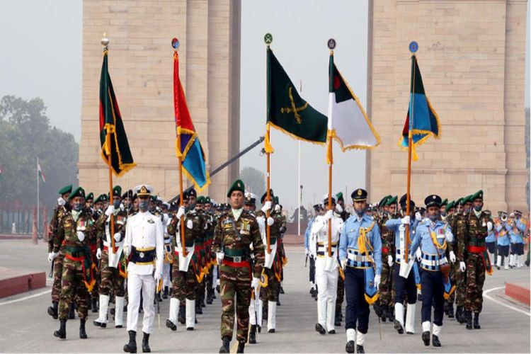 The Parade of many firsts: a look into the Republic Day Parade 2021